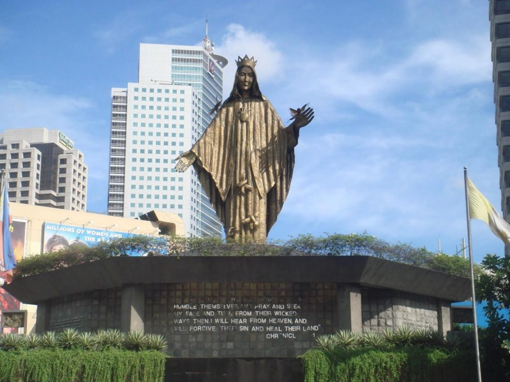 Our Lady of ESDA Shrine, Manilla