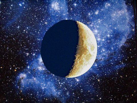 Stellar Moonscape
