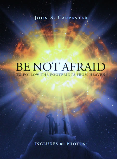Book cover: Be Not Afraid