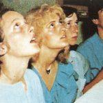 Medjugorje visionaries: Ivanka, Mirjana, Marija, and Ivan