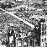 Jesuit missionaries miraculously survive the Hiroshima nuclear blast and walk the deadly radioactive streets unharmed and never affected