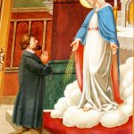 Mary surprises anti-Catholic Alphonse Ratisbonne, changing his life