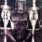 Shroud of Turin -- another inexplicable and miraculous image, allegedly of Jesus Christ and validated by many scientific tests.