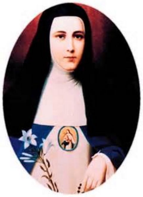 Mother Mariana de Jesus Torres, visionary