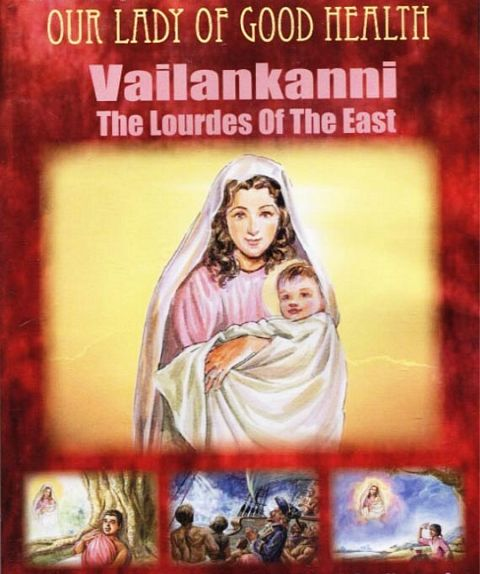 The three apparition stories of Vailankanni, India.