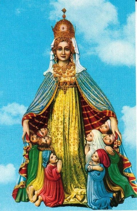 Our Lady of Mt. Berico