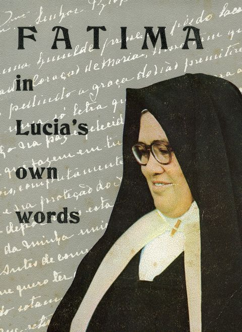 Visionary Lucia becomes a nun in the early 1920's.