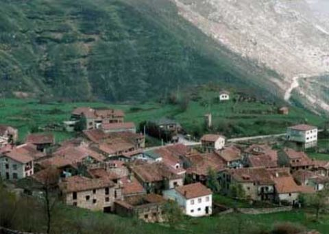 The devoted little village of Garabandal in northern Spain.