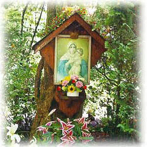 The Shrine in Marienfried, Germany.