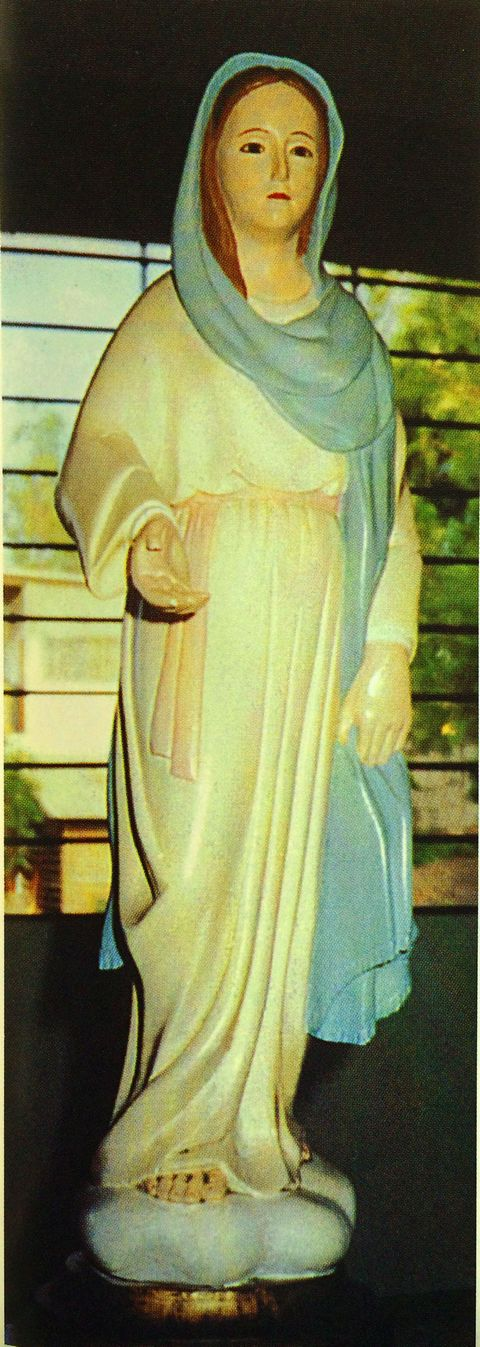 Our Lady of Cuapa, Nicaragua