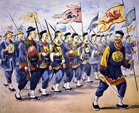 The terrifying Boxer Rebellion sweeps across China in a deadly manner.