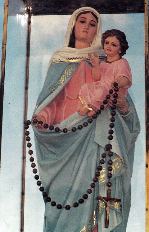 """Our Lady of the Rosary"""