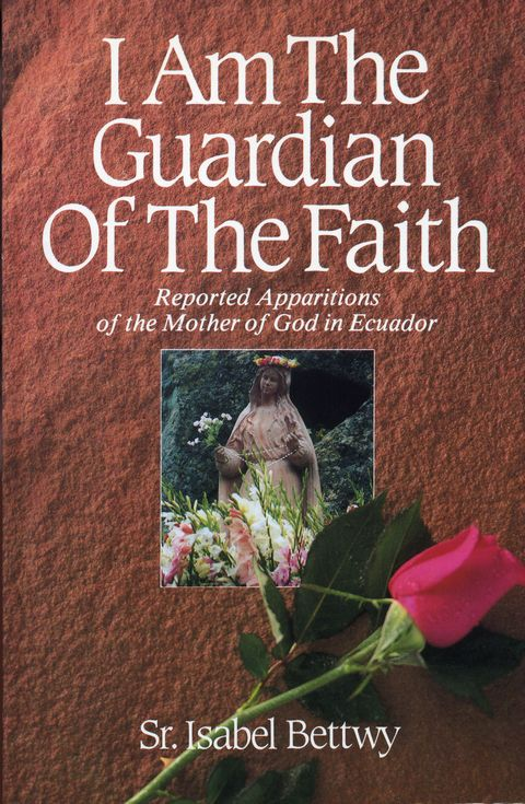 The book which details the events of the apparitions in Ecuador.