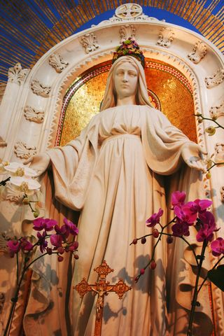 Our Lady of the Miraculous Medal in St. Mary's of the Barrens