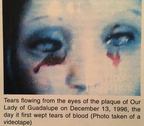 picture #8: First tears of blood from plaque