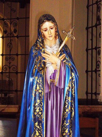 picture #10 Our Lady of Sorrows in Sicily
