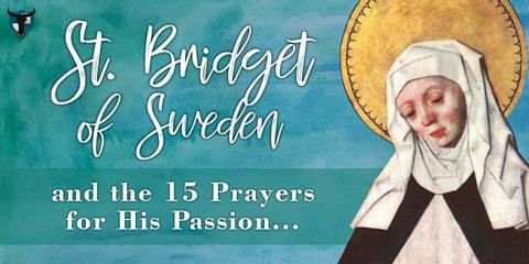 picture #7: St. Bridget captures many words of prayerful wisdom