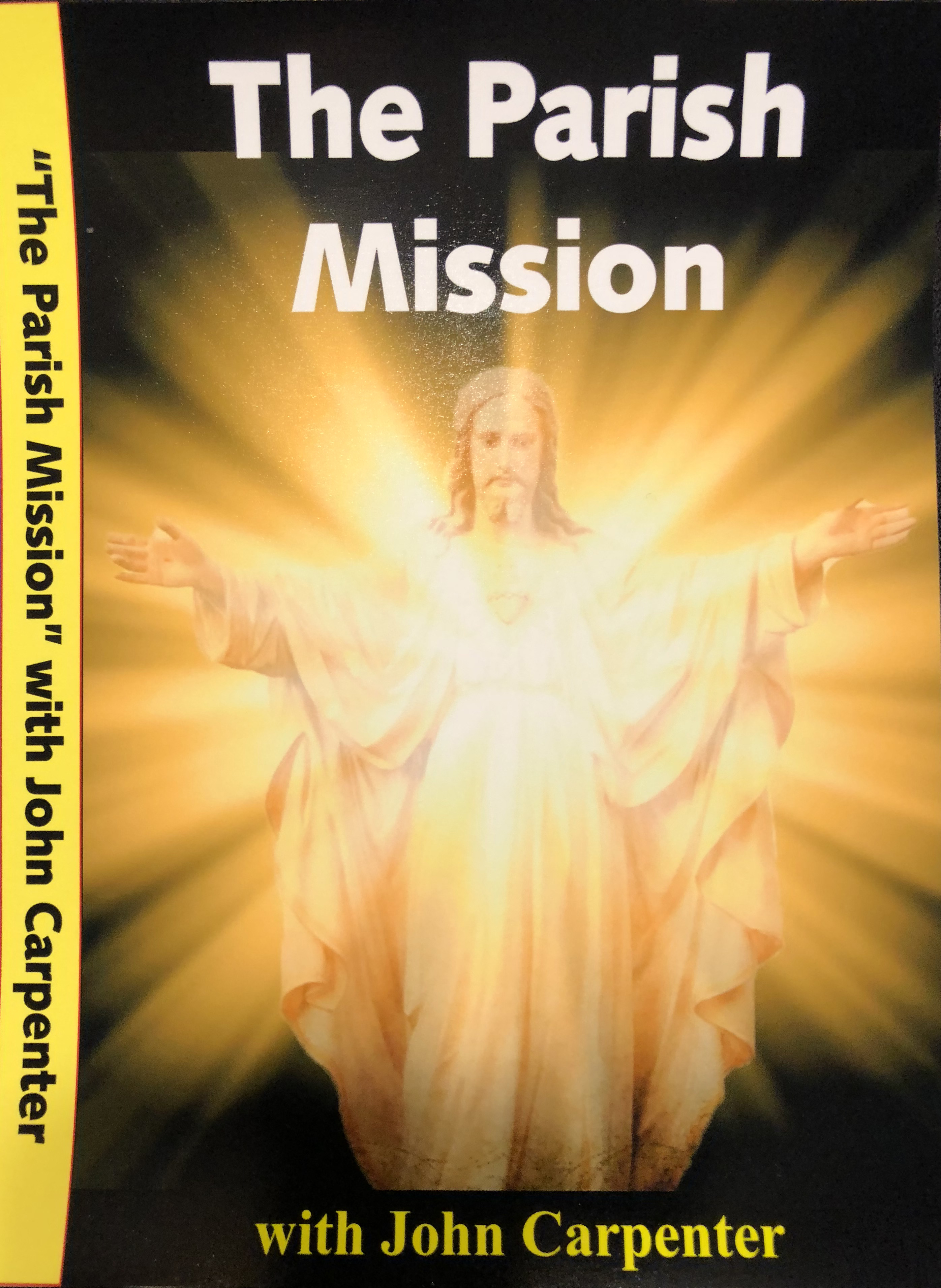 The Parish Mission DVD Front Cover